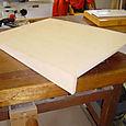 Plane plate of Tool Cupboard