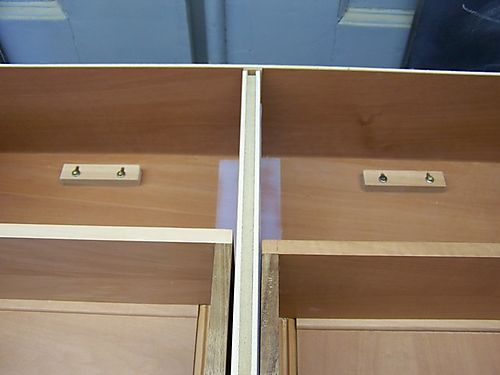 Drawer stops