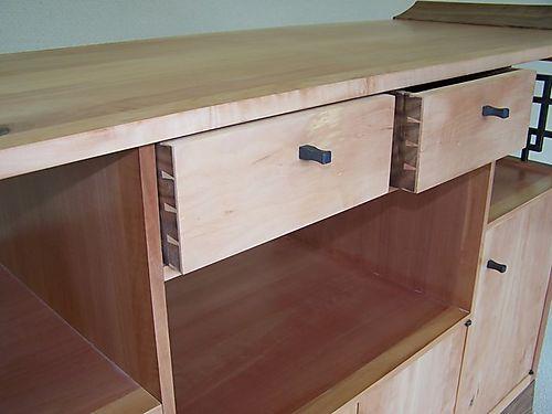 Hand made drawers